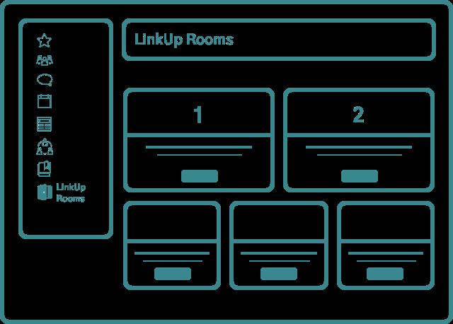 Linkup Rooms